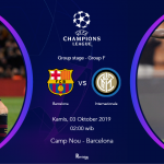 live streaming Barcelona vs Inter