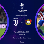 live streaming Juventus vs Leverkusen