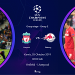 live streaming Liverpool vs Salzburg
