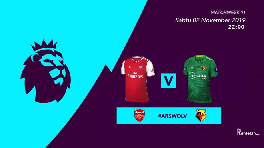 Streaming Bola Arsenal VS Wolverhampton Wanderers