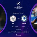 Live Champion Ajax vs Chelsea
