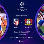 link live streaming liga chaimpions