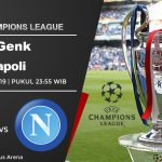 live streaming napoli vs genk