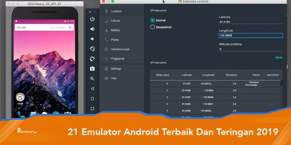 download emulator android