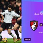Streaming Bournemouth VS Liverpool