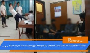 Viral Video Siswi SMP di-Bully