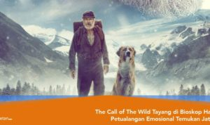The Call of The Wild Tayang di Bioskop Hari Ini