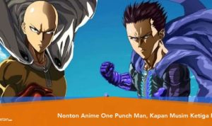 Nonton Anime One Punch Man