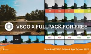 Download VSCO Fullpack Apk Terbaru 2020