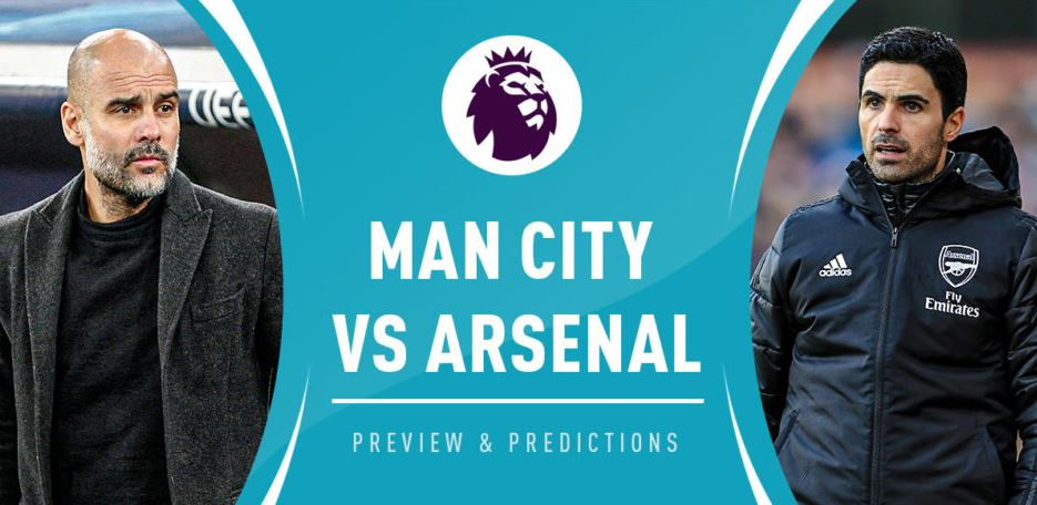 Link Streaming Manchester City vs Arsenal Kamis 18 Juni 2020 Bigmatch!