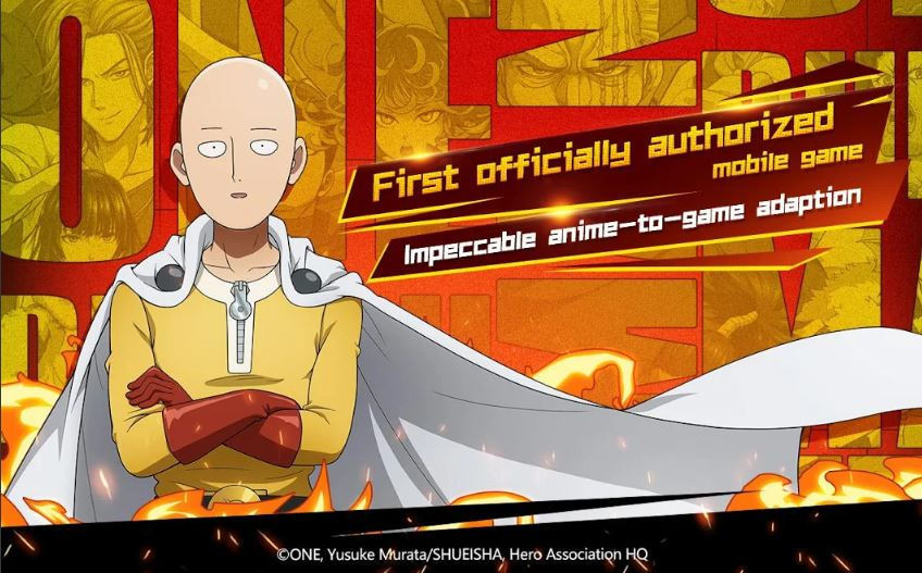 Game One Punch Man Android Apk