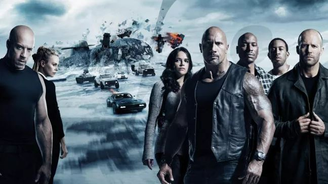 Nonton Fast and Furious
