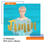 Wallpaper BTS Jimin