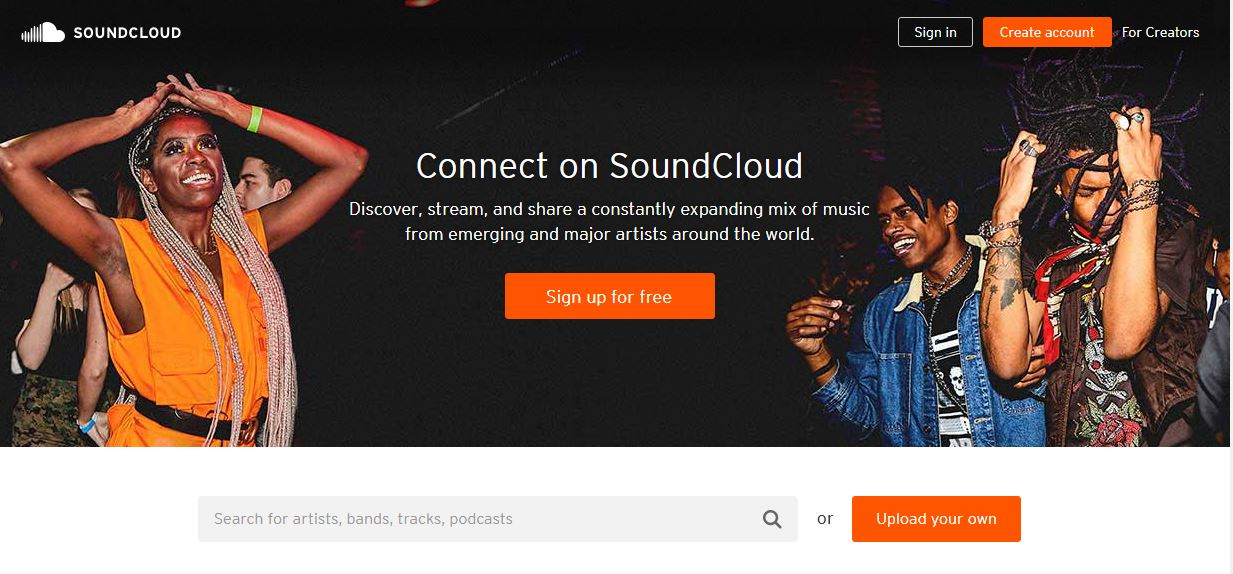 Cara Download Lagu di Soundcloud Android