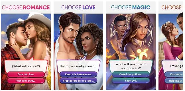 Choices Stories You Play Mod Apk Terbaru Game Simulasi Populer 2020
