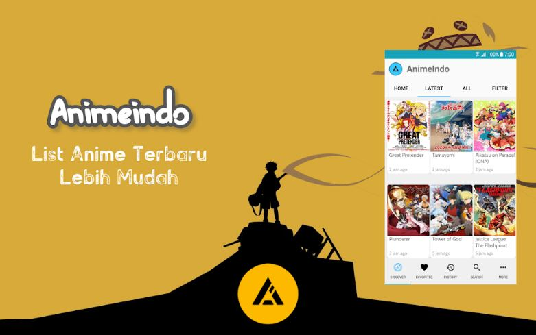 Download Animeindo Apk Terbaru