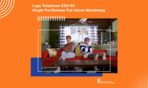 Download Lagu Telephone EXO-SC, Single Pre-Release Full Album Mendatang