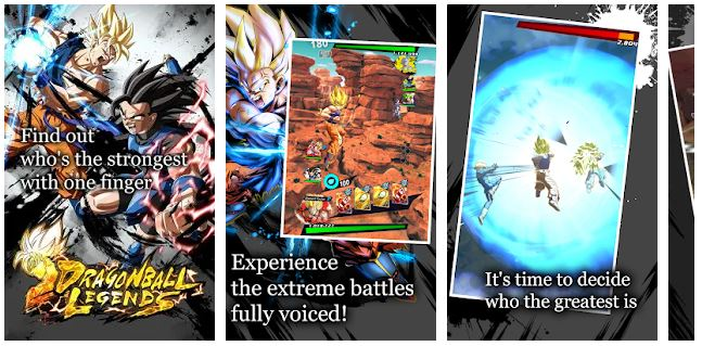 Download Dragon Ball Legends Mod Apk