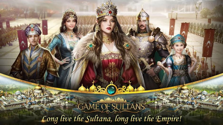Download Game of Sultans Mod Apk Terbaru 2020