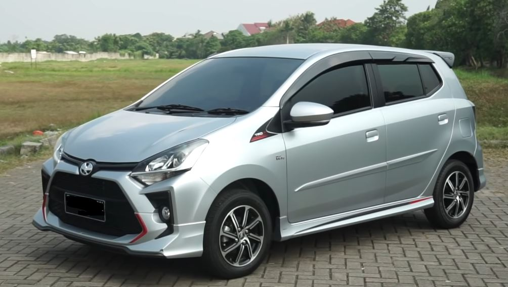 All New Toyota Agya 2020: Review, Harga, Spesifikasi