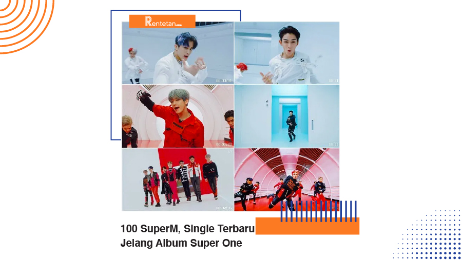 Download Lagu 100 SuperM, Single Terbaru Jelang Album Super One