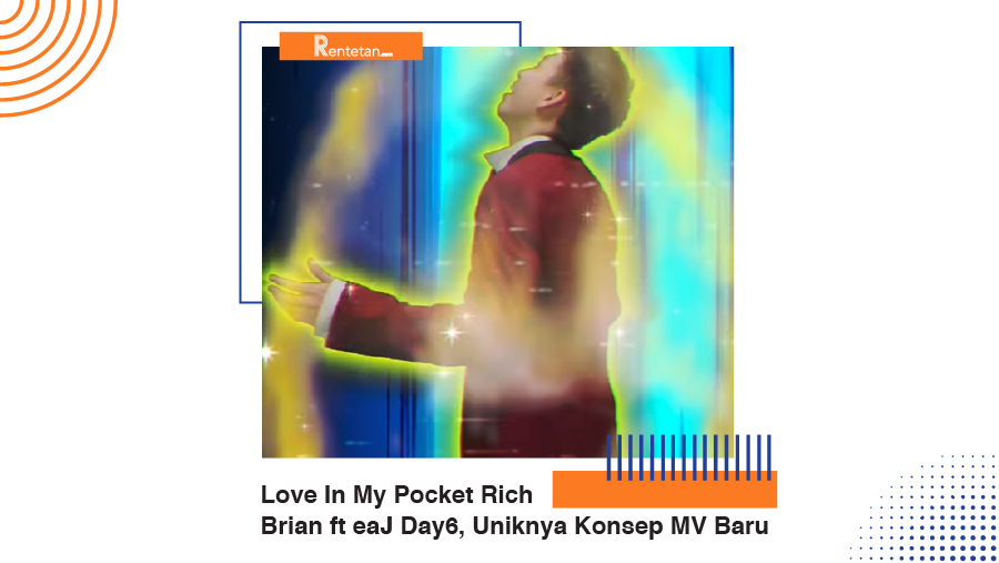 Download Lagu Love In My Pocket Rich Brian ft eaJ Day6, Uniknya Konsep MV Baru Ini