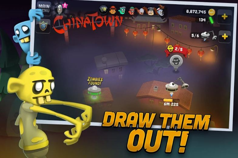 Download Zombie Catchers Mod Apk Terbaru