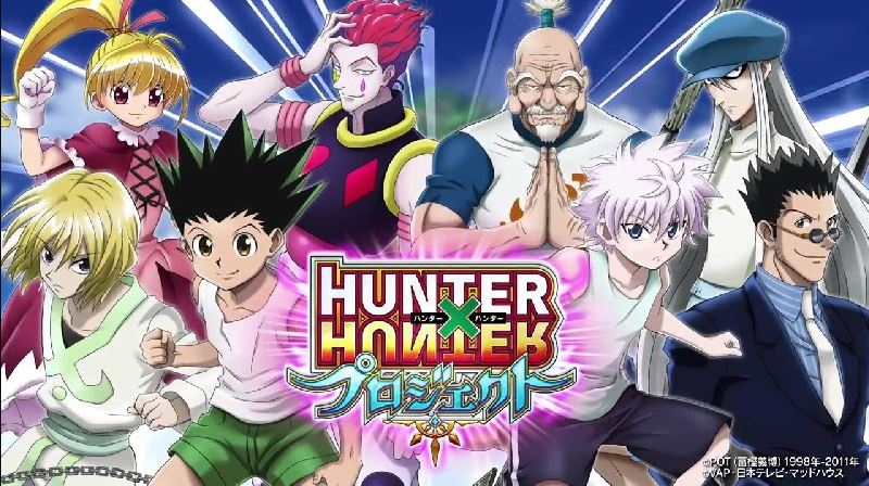 Nonton Anime Hunter x Hunter Sub Indo Full Episode Gratis