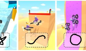 Download Scribble Rider Mod Apk