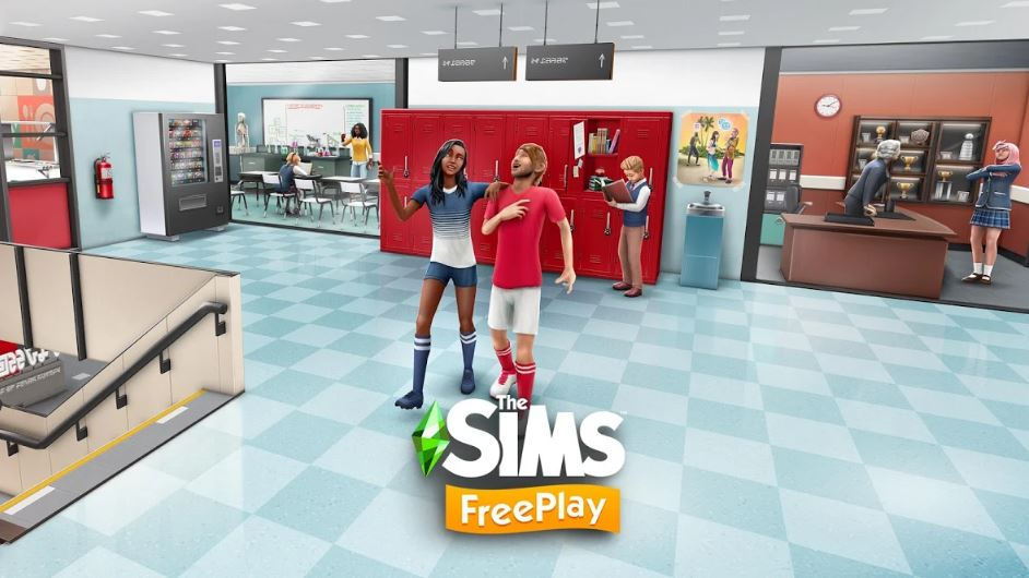 The Sims Free Play Mod Apk Unlimited Money