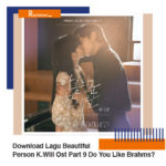 Download Lagu Beautiful Person K.Will Ost Part 9 Do You Like Brahms Lengkap Lirik