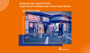 Download Lagu Light UP10TION, Single Utama Comeback Grup Formasi Tujuh Member