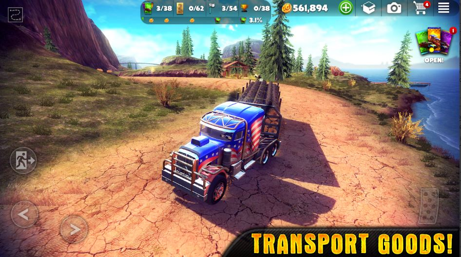 Download Off The Road Mod Apk