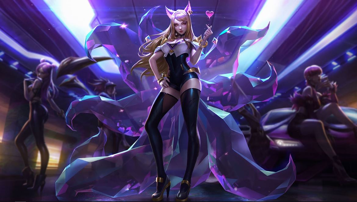 Build Ahri LoL Wild Rift Terbaik