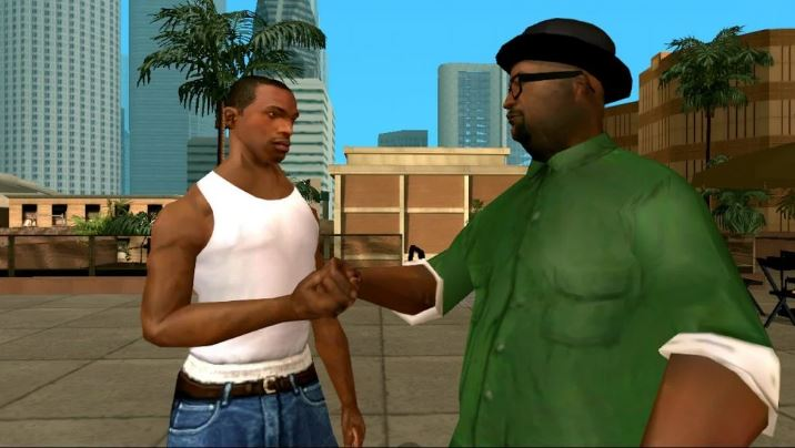 Download GTA San Andreas Mod Apk Offline Versi Terbaru 2020