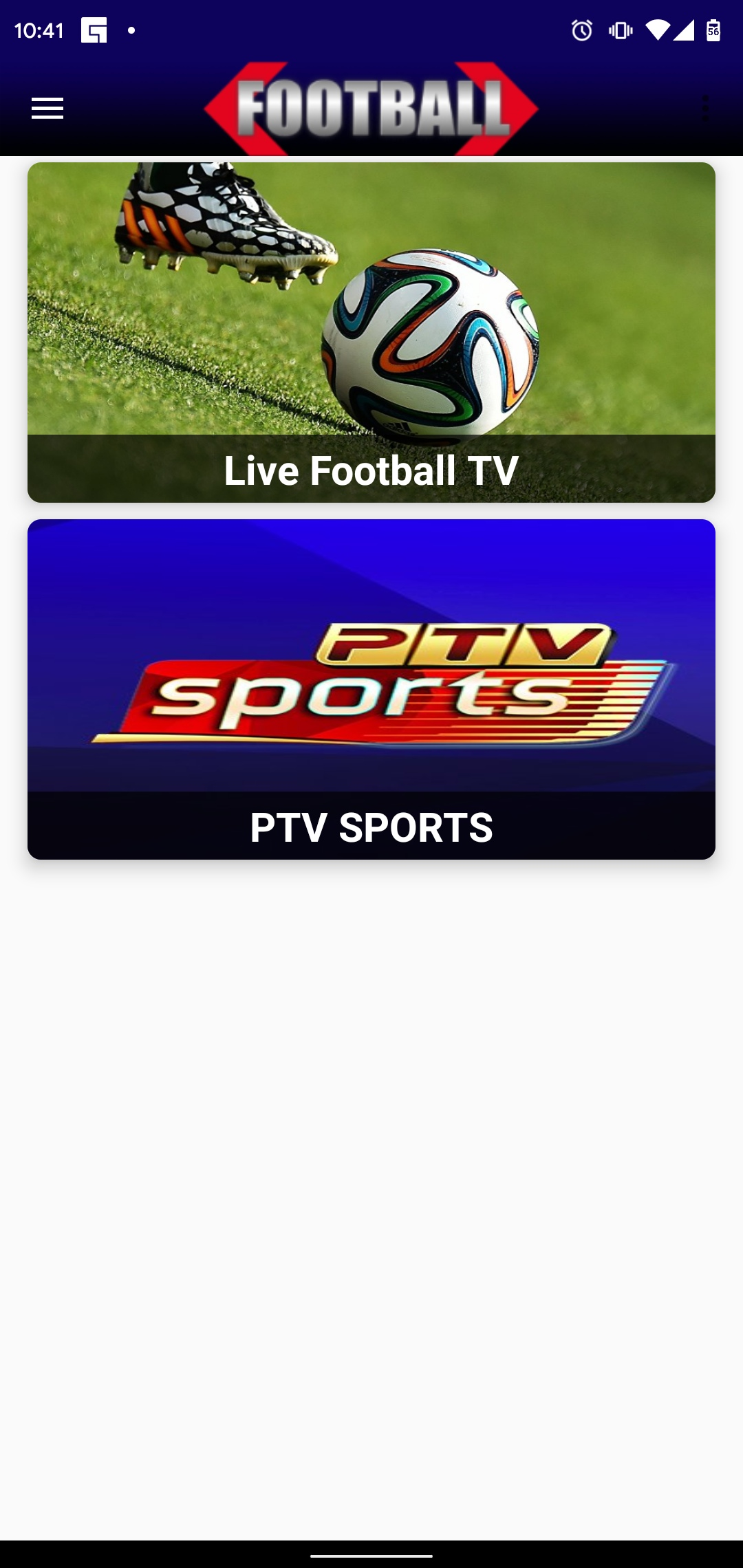 Download Live Football TV Streaming HD