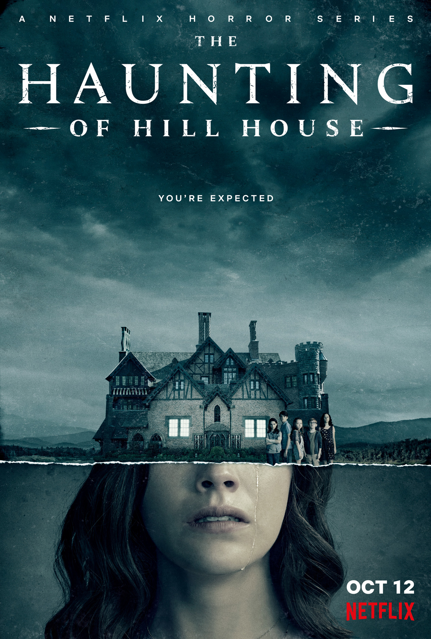 nonton the haunting of hill house