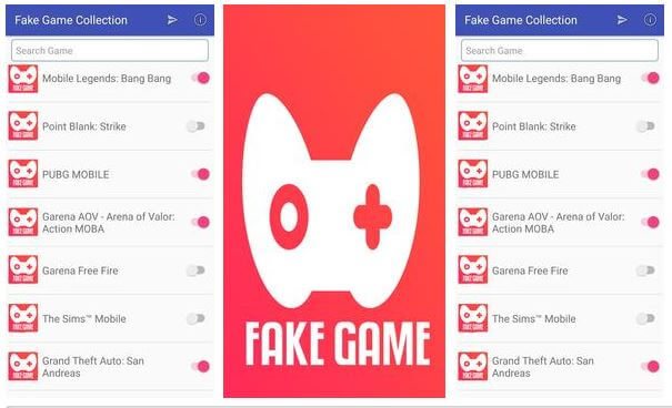 Download Fake Game Collection