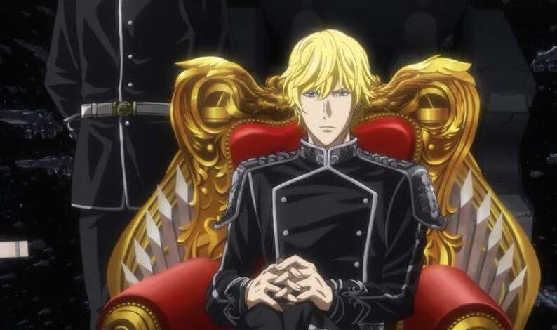 Nonton Anime Legend of the Galactic Heroes Sub Indo