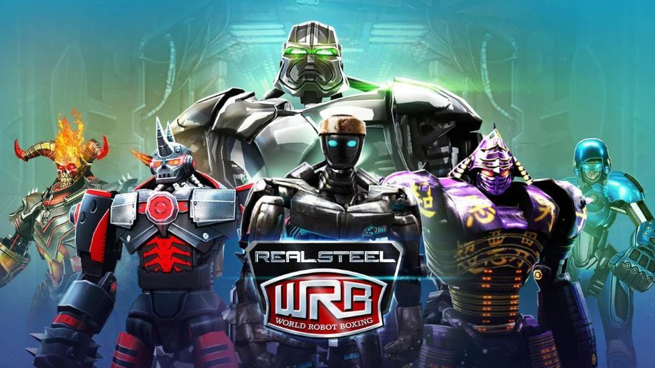 Download Real Steel Mod Apk