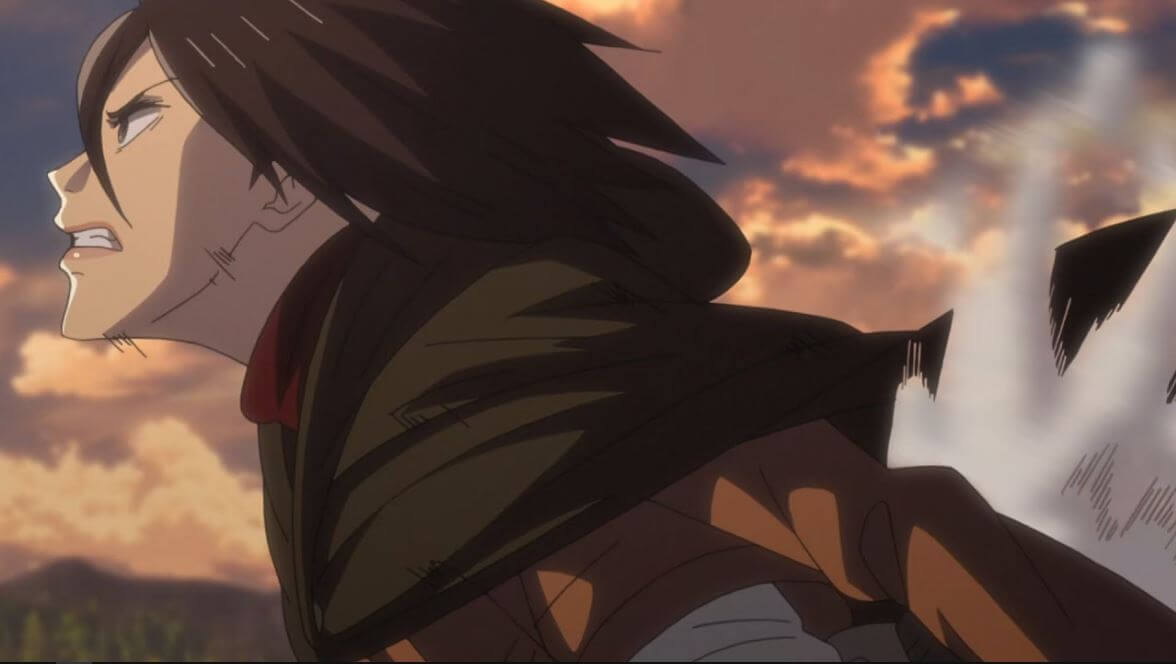 Attack on Titan Fakta Mikasa Ackerman