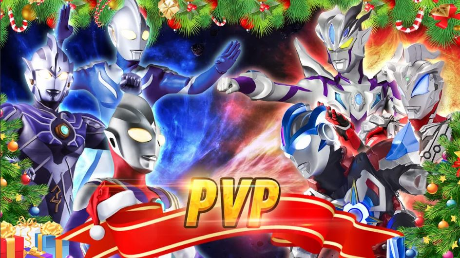 Download Ultraman Legend of Heroes Apk + OBB Data Versi Terbaru