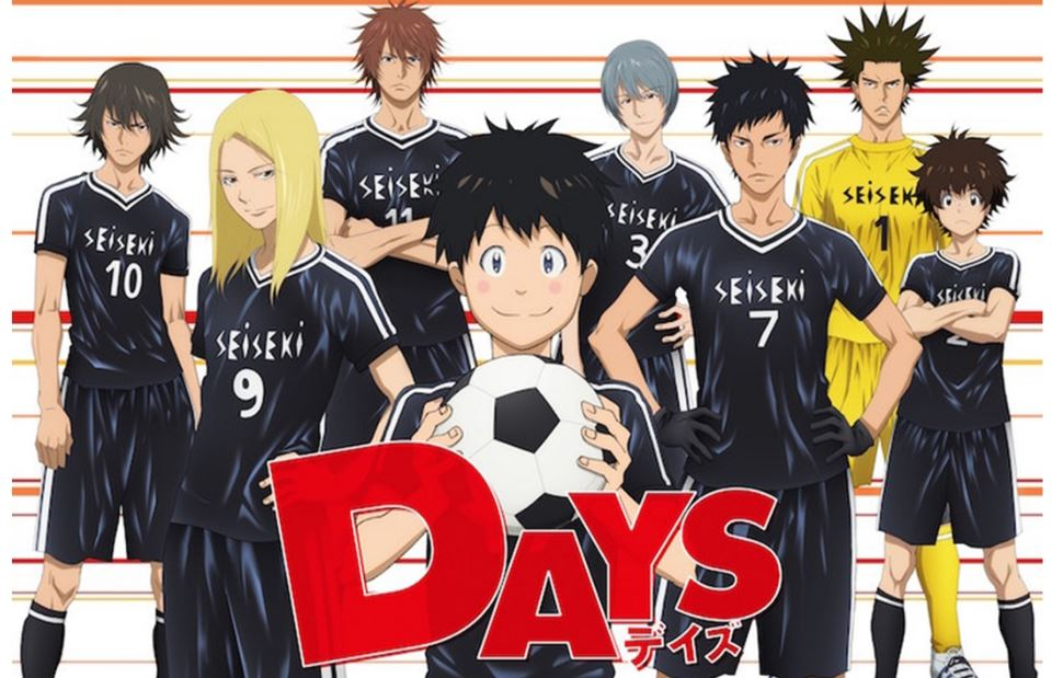 Nonton Anime Days (TV) Sub Indo