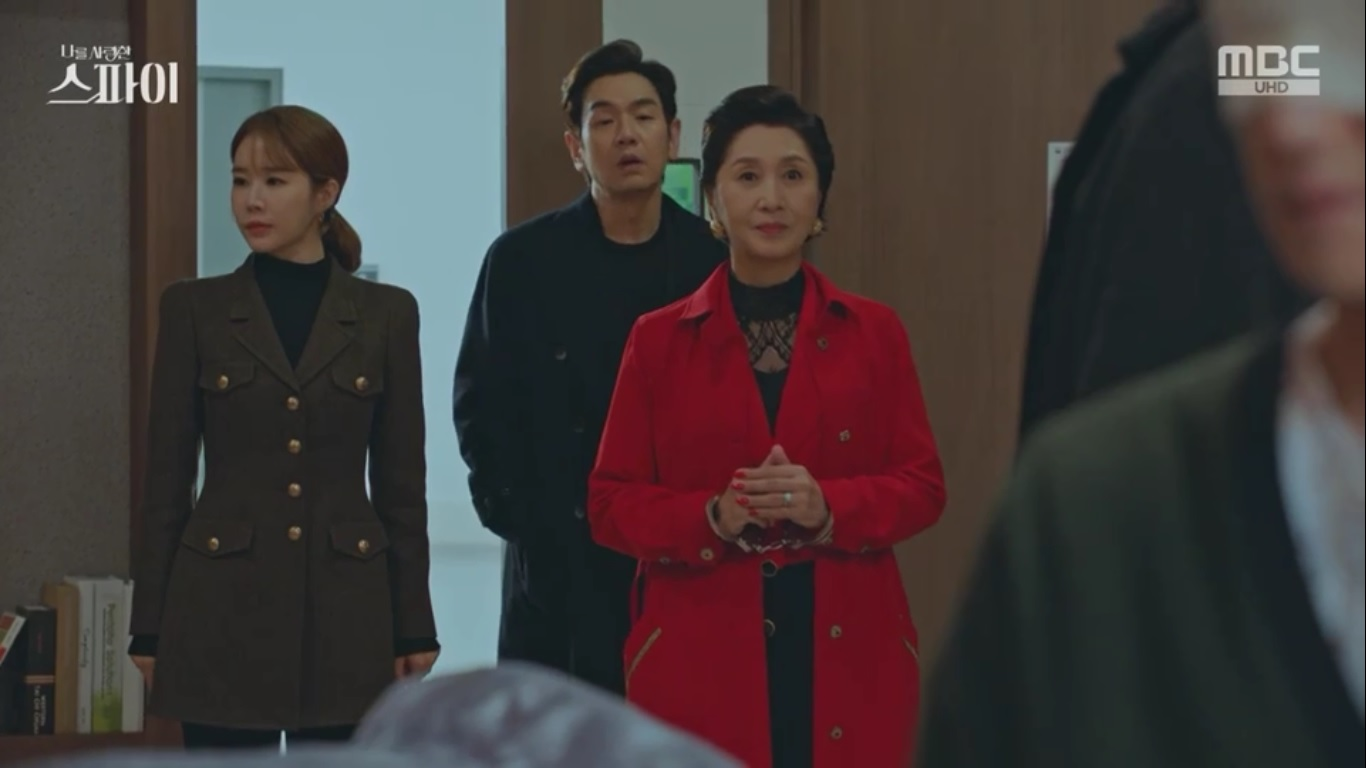 nonton episode 15 The Spiess Who Loved Me