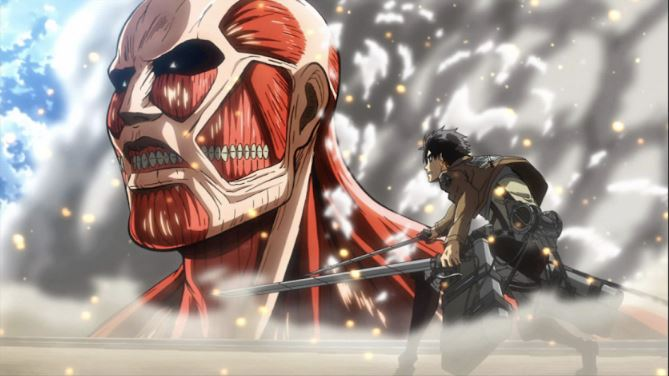 Download Game Attack on Titan Android Offline