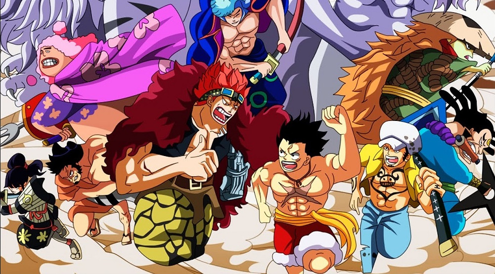 Review One Piece 1002