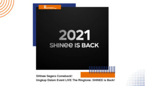 SHInee Segera Comeback! Ungkap Detail Dalam Event LIVE The Ringtone SHINee is Back!
