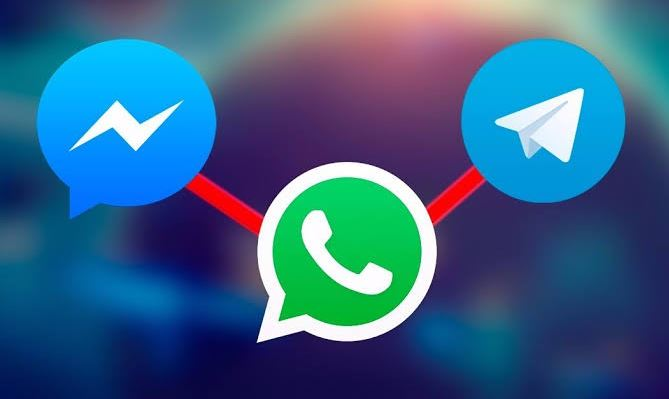 Signal vs Telegram vs Whatsapp