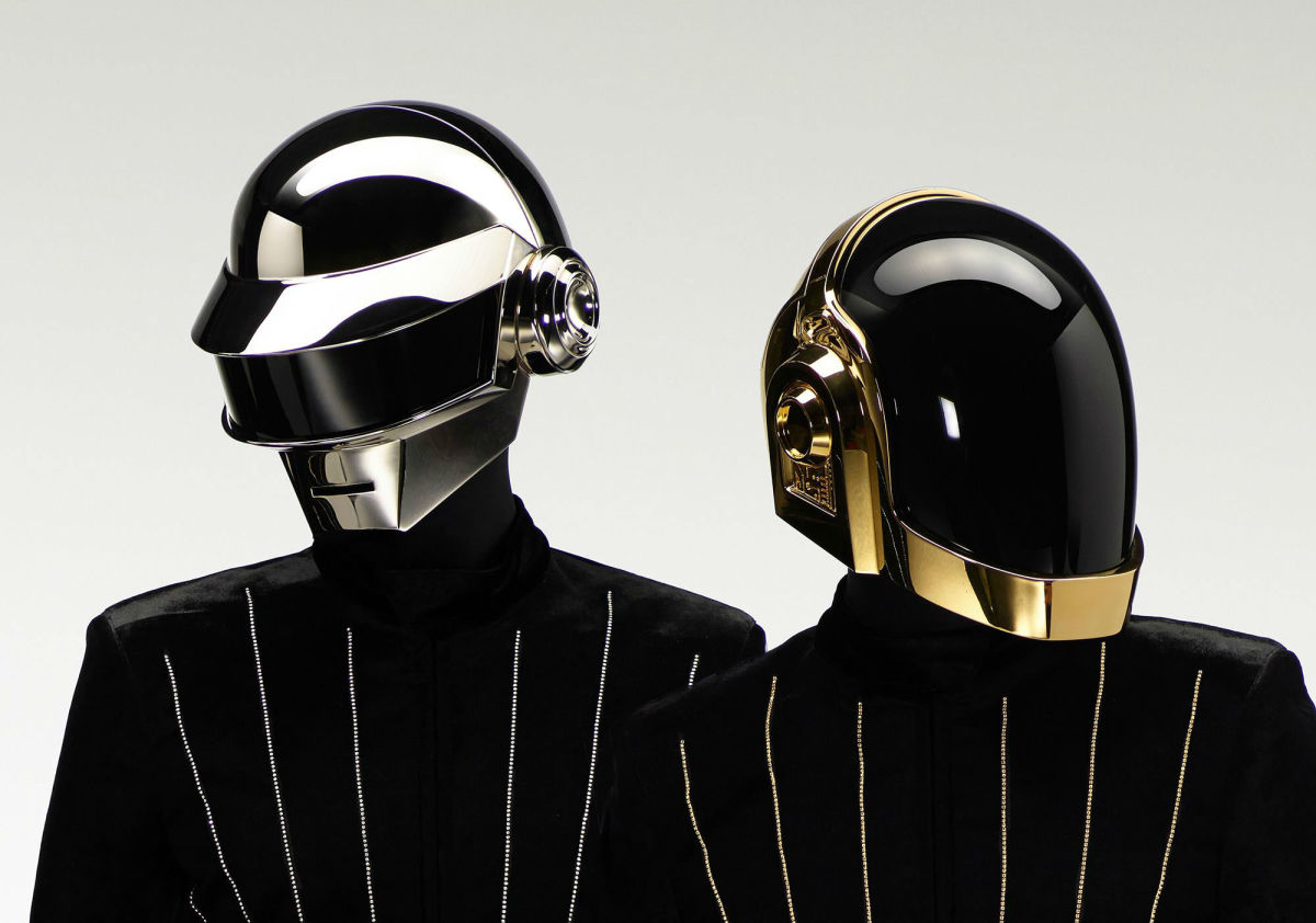 daft punk duo legendaris