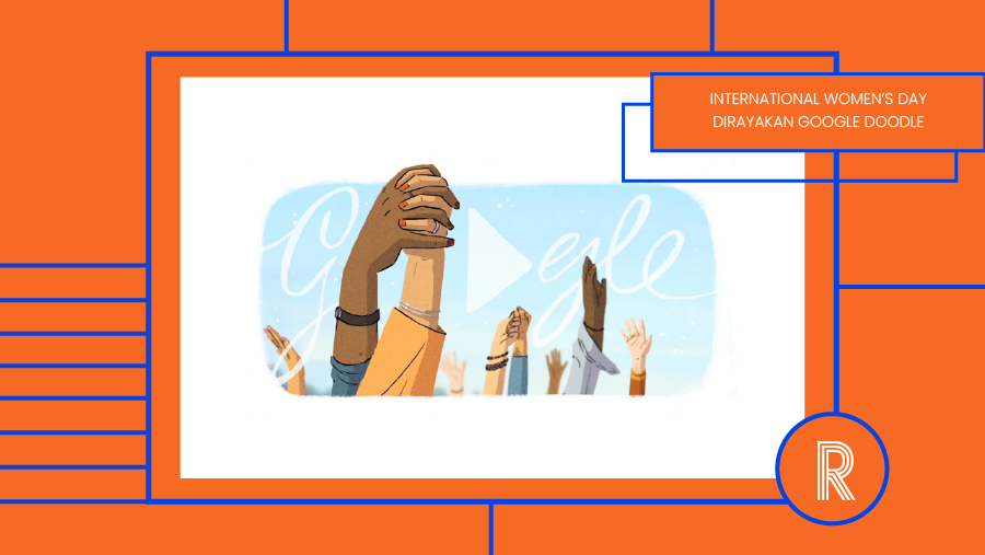 International Women's Day Dirayakan Google Doodle, Ini Sosok Pencipta Animasinya!